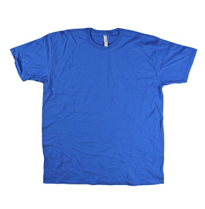 RGRiley | Mens Royal Short Sleeve T-Shirts | Closeout