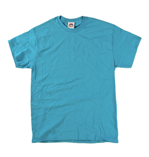 RGRiley | Mens Gildan Sapphire Blue T-Shirts | Closeout