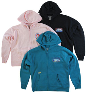 RGRiley | Womens Assorted Colors & Print Hoodies | Repaired & Refurbished
