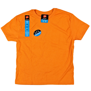 RGRiley | Kids Orange T-Shirts | Closeout
