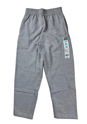 RGRiley | Hanes Boys Light Steel Fleece Pocket Sweatpants | Closeout