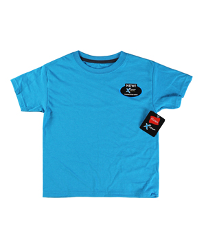 RGRiley | Hanes Youth Caribbean Blue Heather X-Temp T-Shirts | Closeout