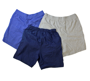 style DLS10 |(*3rds*) Adult Shorts