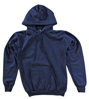 RGRiley.com | Adult Navy Hooded Sweatshirts | Irregular