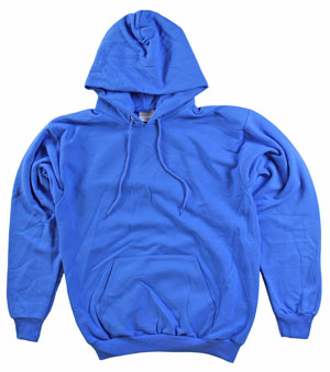 RGRiley.com | Adult Royal Hooded Sweatshirts | Irregular