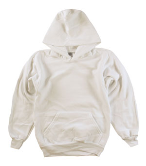 RGRiley | Youth Natural Pullover Hoods | Slightly Irregular