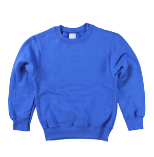 RGRiley | Boys Royal Crew Neck Sweatshirts | Irregular