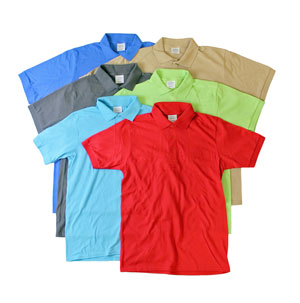 style EC325 |Boys Plaquet Golf Shirts