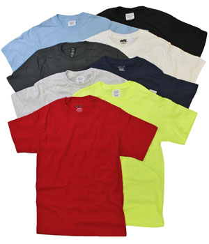 RGRiley | Mens Short Sleeve T-Shirts | Irregular