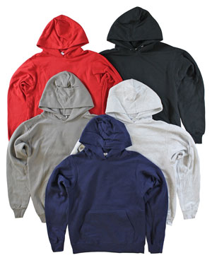 RGRiley | No Draw String Pullover Hoodies | Irregular