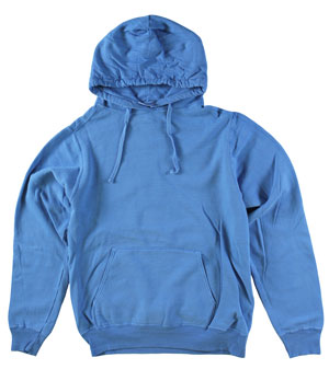 RGRiley | Adult Bulk Blue Moon Garment Dyed Hooded Sweatshirts | Irregular