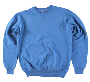 RGRiley | Adult Bulk Blue Moon Garment Dyed Sweatshirts | Irregular