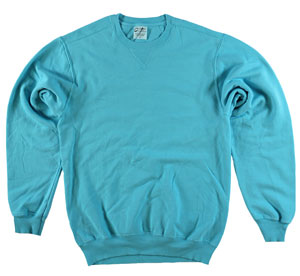 RGRiley | Adult Bulk Tidal Wave Garment Dyed Sweatshirts | Irregular