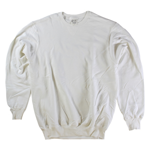 RGRiley | Mens Natural Garment Dyed Crew Neck Sweatshirts | Closeout