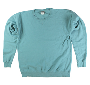 RGRiley | Mens Comfort Wash Fresh Water Crew Sweatshirts | Irregular