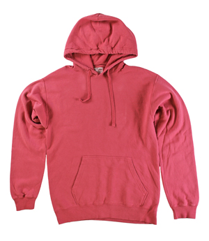 RGRiley | Mens Comfort Wash Crimson Fall Pullover Sweatshirts | Irregular