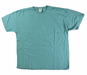 RGRiley | Mens Comfort Wash Spanish Moss T-Shirts | Irregular