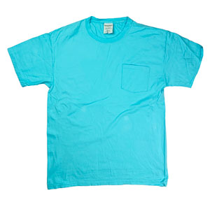 RGRiley | Comfort Wash Mens Freshwater T-Shirts | Graded Irregular
