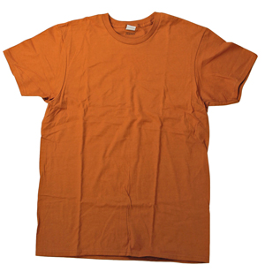 RGRiley.com | Adult Texas Orange Tear Away Label T-Shirts | Closeout