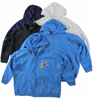 RGRiley | Plus Size Assorted Color & Print Hoodies | Repaired & Refurbished
