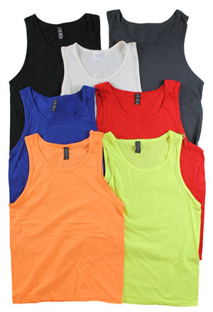 RGRiley | Mens Assorted Tank Tops | Imperfect