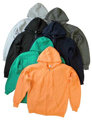 style im120 |(*3rds) Mens Zipper Hoodies