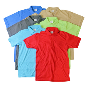 style IM125 |(*3rds*) Mens Golf Shirts