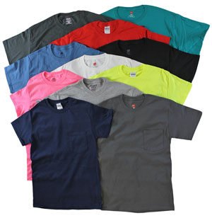 RGRiley | Mens Assorted Pocket Short Sleeve T-Shirts | Imperfect