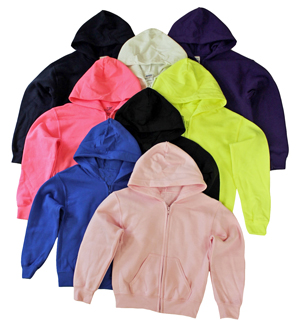 RGRiley | Mixed Brands Womens Zipper Hoodies | Imperfects & Thirds