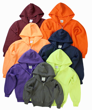 RGRiley | Boys Zipper Hooded Sweatshirts | Imperfect & Thirds