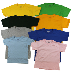style IM50B |(*3rds*) Boys Assorted T's