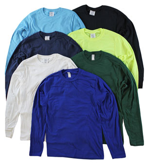 RGRiley | Mens Long Sleeve T-Shirts | Imperfect