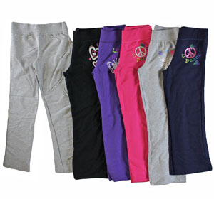 RGRiley | Girls French Terry Pants | Imperfect