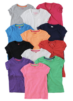 RGRiley | Girls Assorted T-Shirts | Imperfect