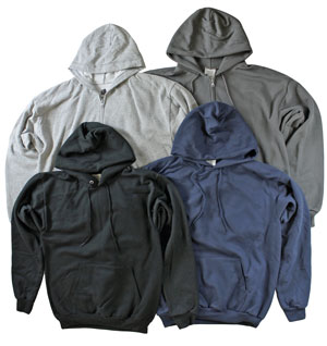 style IMM90 |(*3rds*) Mens Fleece Hoodies