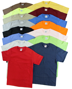 RGRiley | Mens Graded Short Sleeve T-Shirts | Imperfects & Thirds