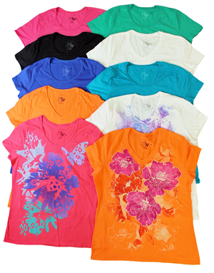 style IMPX3 |(*3rds*) Plus Size Assorted Ts