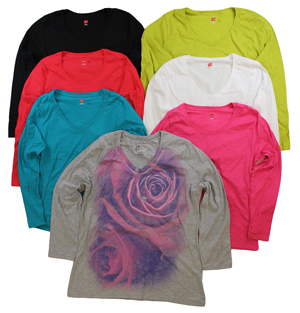 style IMW65 |(*3rds*) Womens Long Sleeve Ts
