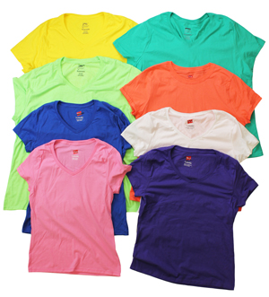 style imwX3 |(*3rds*) Womens Assorted T's