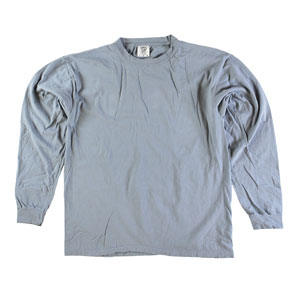 RGRiley | Comfort Color Granite Long Sleeve T-Shirts | Mill Graded