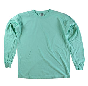 RGRiley | Comfort Color Island Reef Long Sleeve T-Shirts | Mill Graded