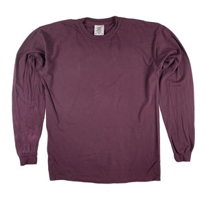 RGRiley | Comfort Color Mens Vineyard Long Sleeve T-Shirts | Mill Graded