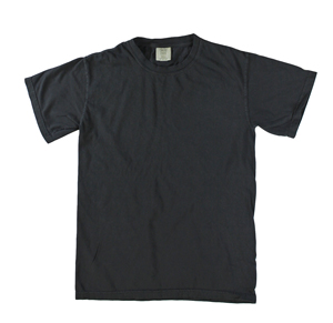 RGRiley | Comfort Color Mens Black Short Sleeve T-Shirts | Marginals