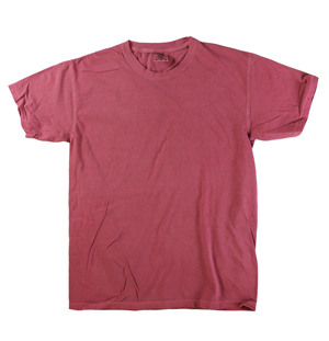 RGRiley | Comfort Color Mens Brick Short Sleeve T-Shirts | Closeout | Marginal