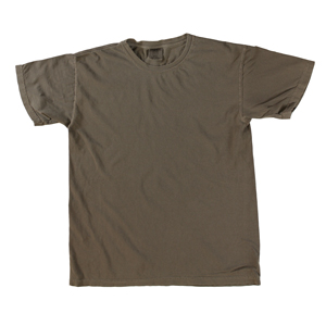RGRiley | Comfort Color Mens Chocolate Short Sleeve T-Shirts | Marginals