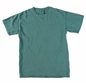 RGRiley | Comfort Color Mens Emerald Short Sleeve T-Shirts | Marginals