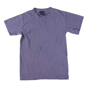 RGRiley | Comfort Color Mens Grape Short Sleeve T-Shirts | Marginals