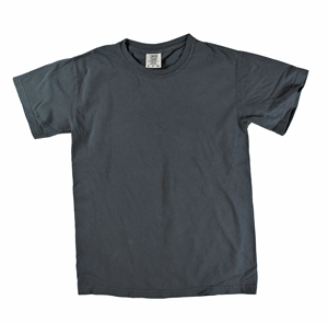 RGRiley | Comfort Color Mens Graphite Short Sleeve T's | Closeout | Marginal