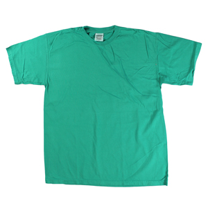 RGRiley | Comfort Color Mens Jade Short Sleeve T's | Closeout | Marginal