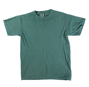 RGRiley | Comfort Color Mens Light Green Short Sleeve T's | Closeout | Marginal